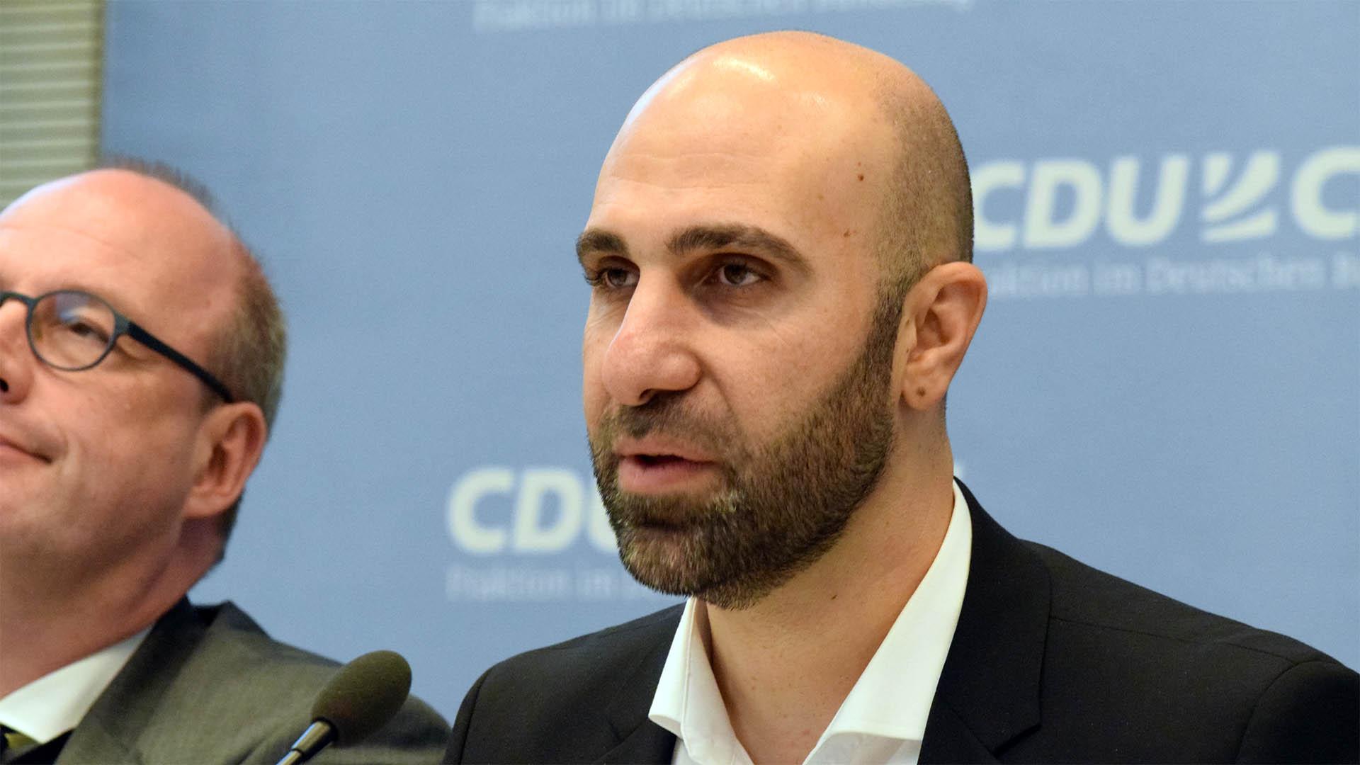 Ahmad Mansour fordert mehr demokratischen Diskurs