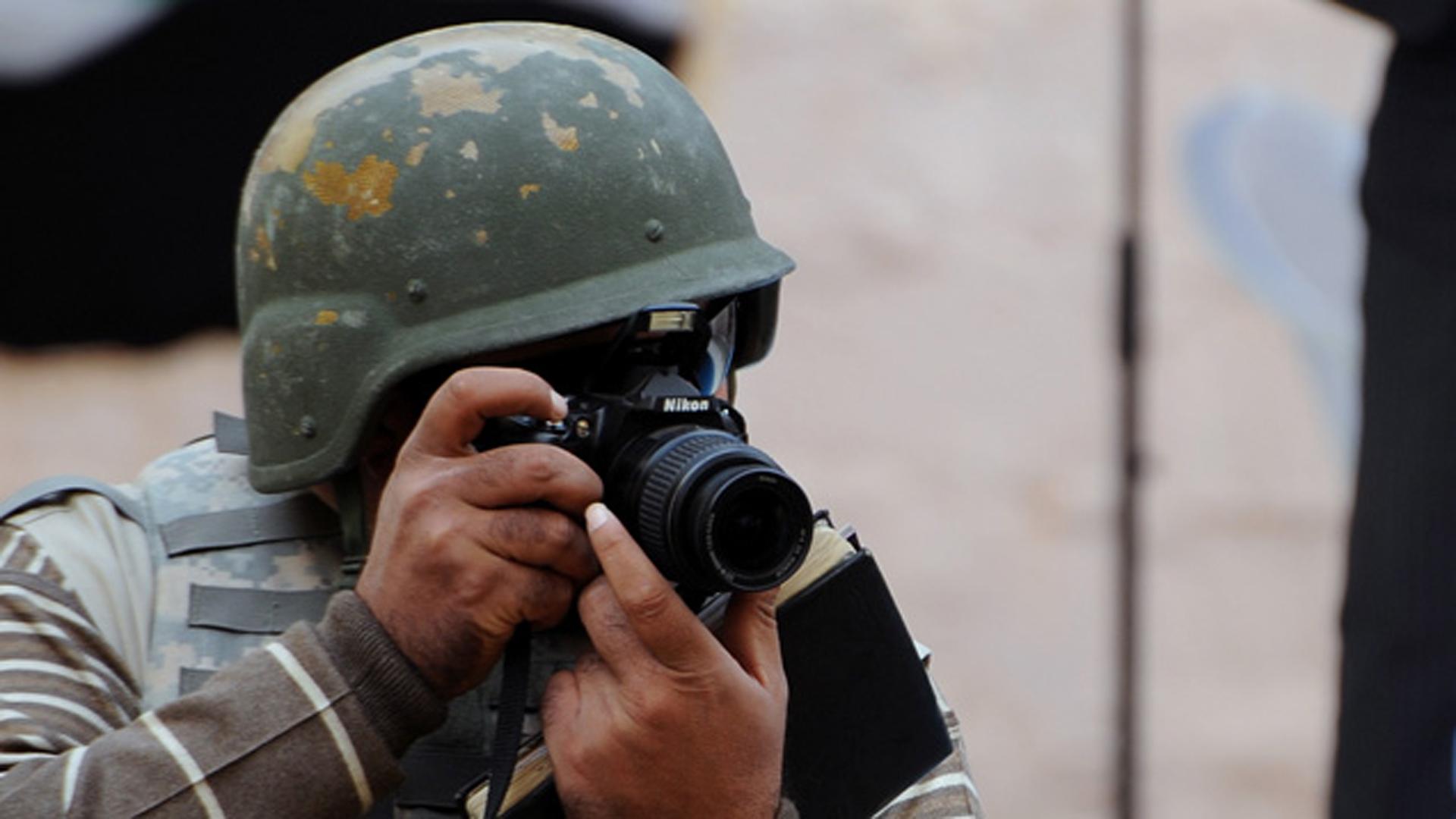 Bewaffnete Konflikte stellen weltweit die größte Gefahr für Journalisten dar