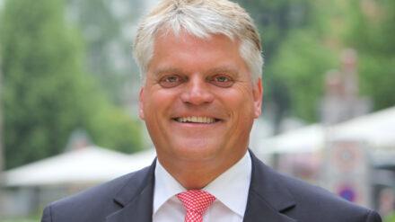 Der Religionsbeauftragte Markus Grübel (CDU)