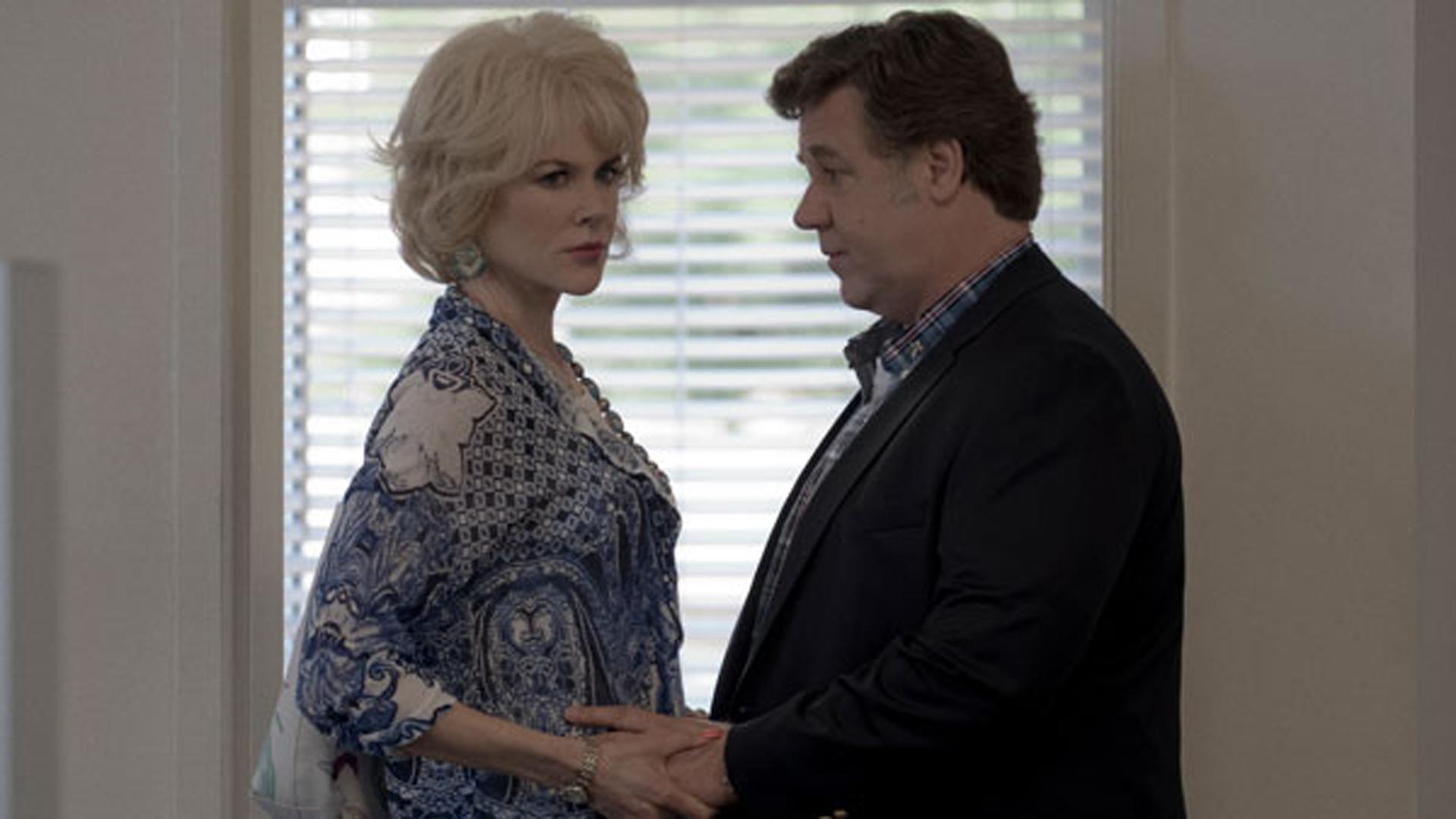 Nicole Kidman und Russel Crowe spielen im Film die Eltern des schwulen Jared