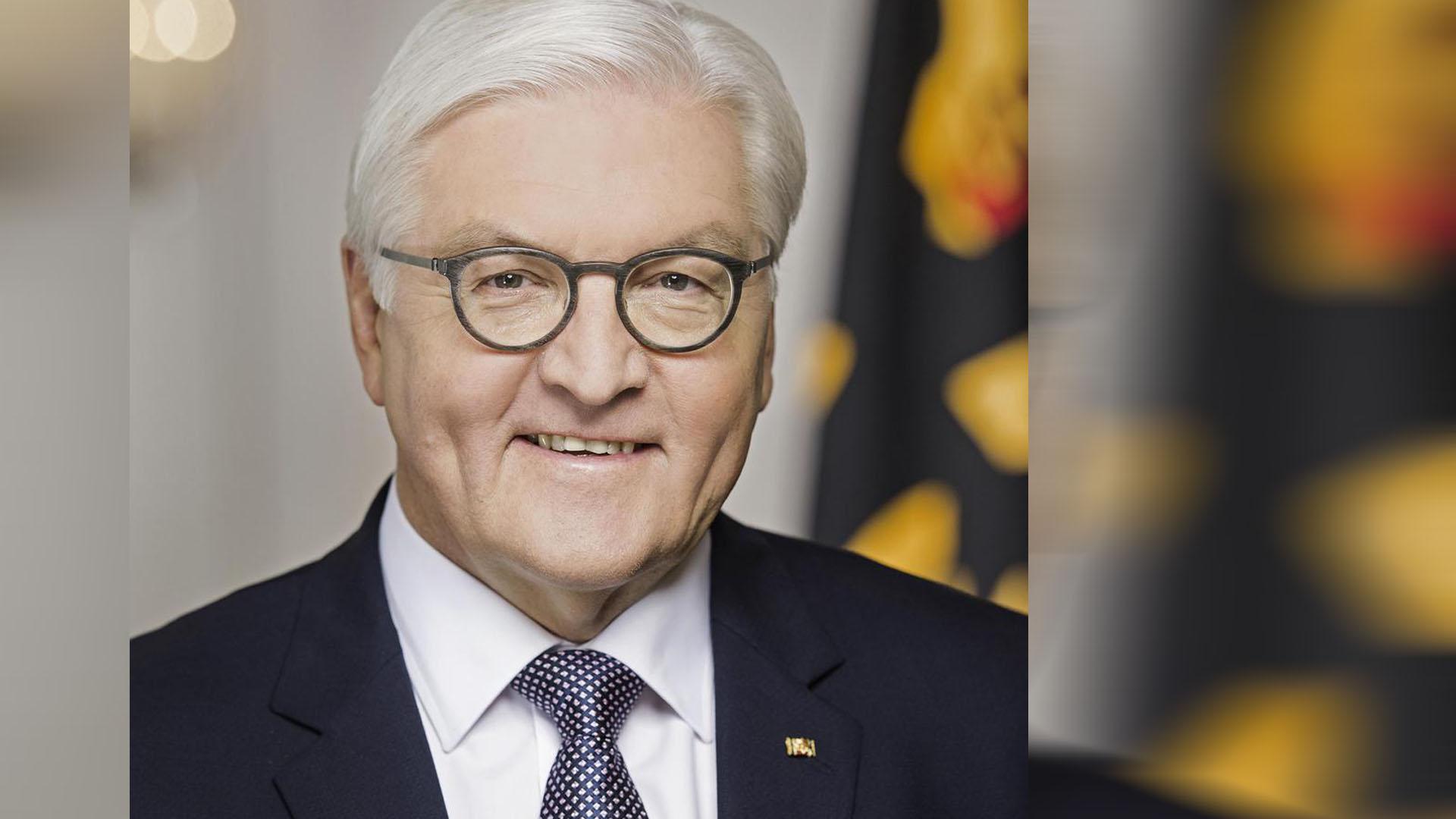 Bundespräsident Steinmeier hat sich zu seinen Glückwünschen an das Mullah-Regime erklärt (Archivbild)