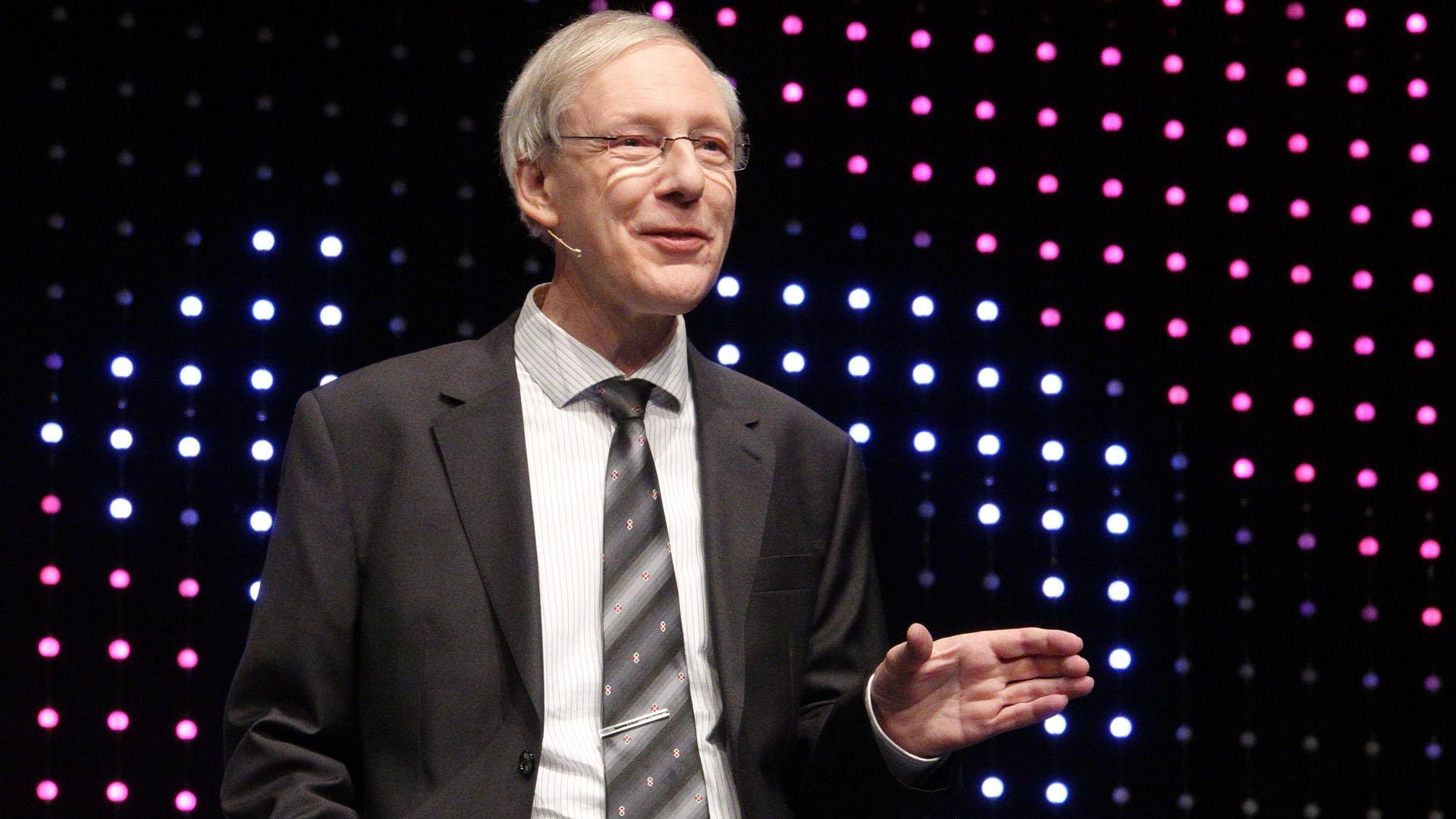 Thomas Schimmel vom Karlsruher Institut für Technologie