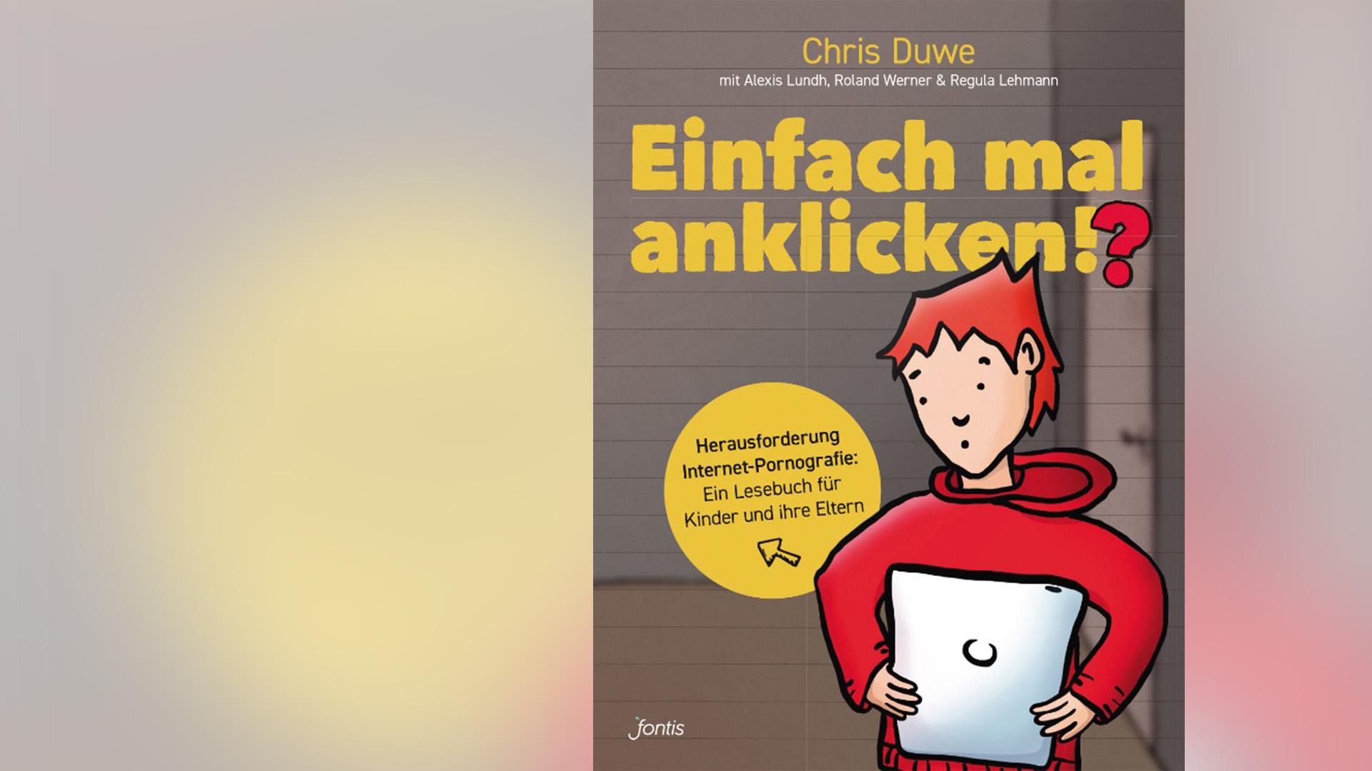 """""""Einfach mal anklicken!?"""" ist im fontis-Verlag erschienen"""