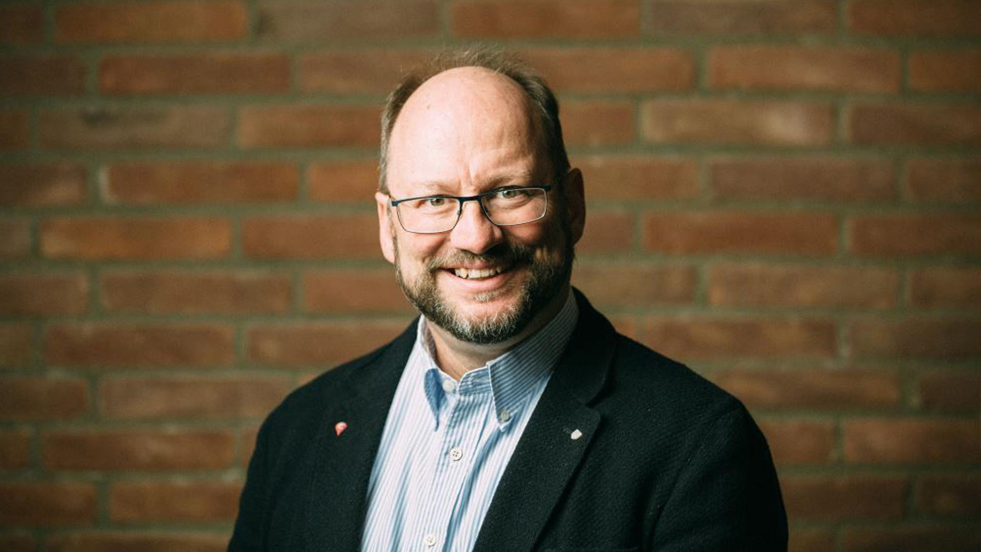 Klaus Göttler folgt am 1. Januar 2020 als neuer EC-Bundespfarrer auf Rudolf Westerheide