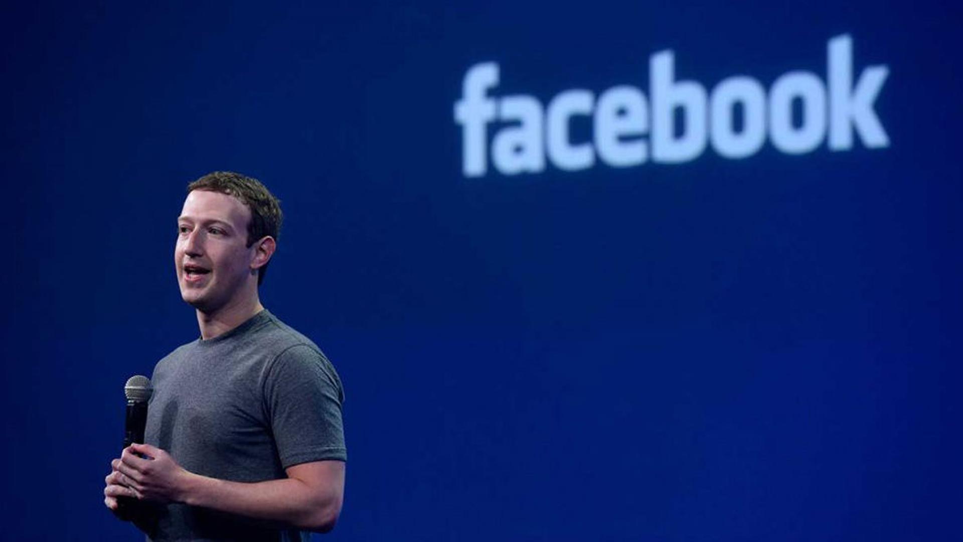 Facebook-Chef Mark Zuckerberg wittert in der Veröffentlichung journalistischer Inhalte ein Geschäft
