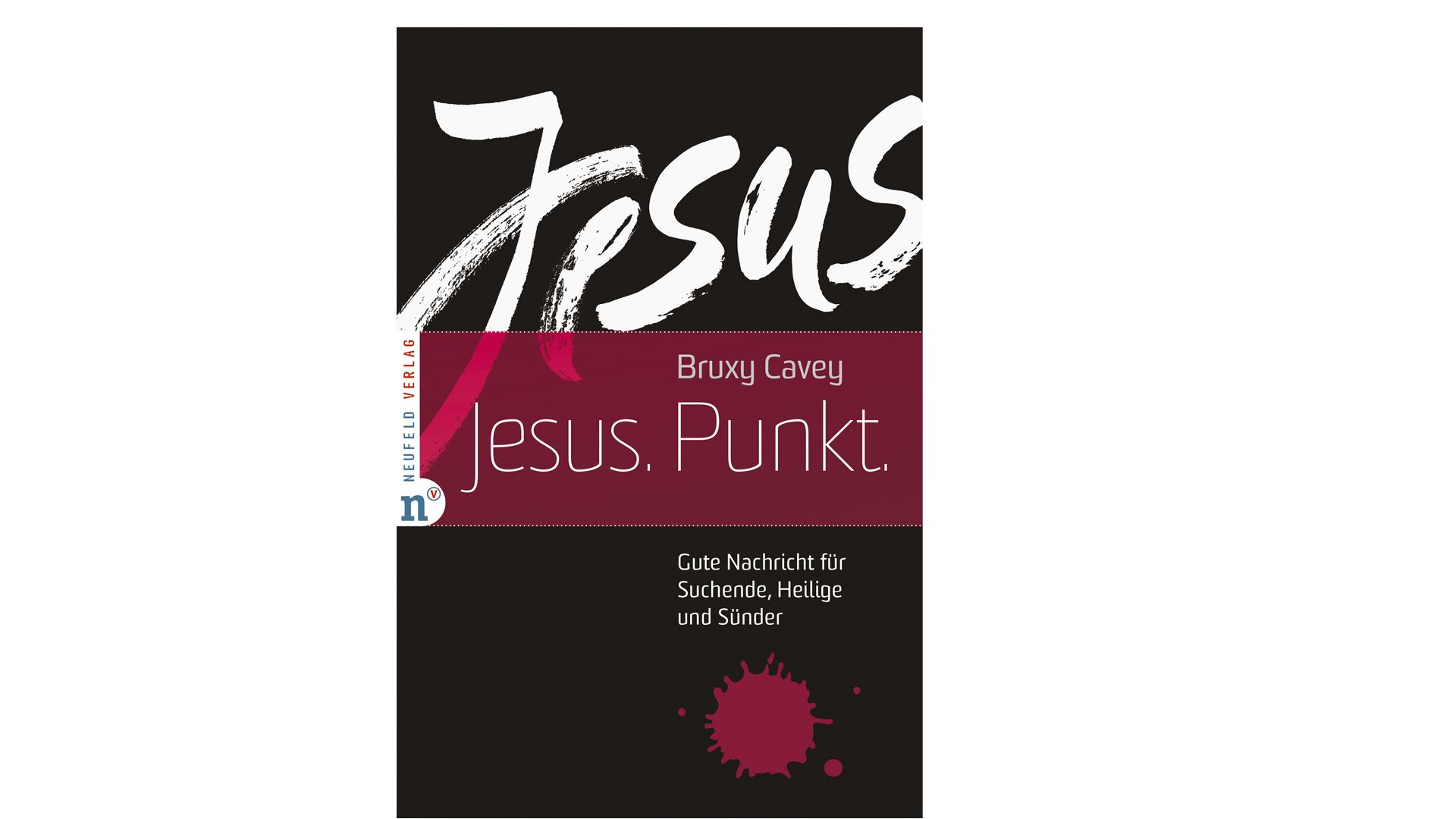 Jesus in das Zentrum stellt das neue Buch des kanadischen Theologen Bruxy Cavey, das im Neufeld-Verlag erschienen ist
