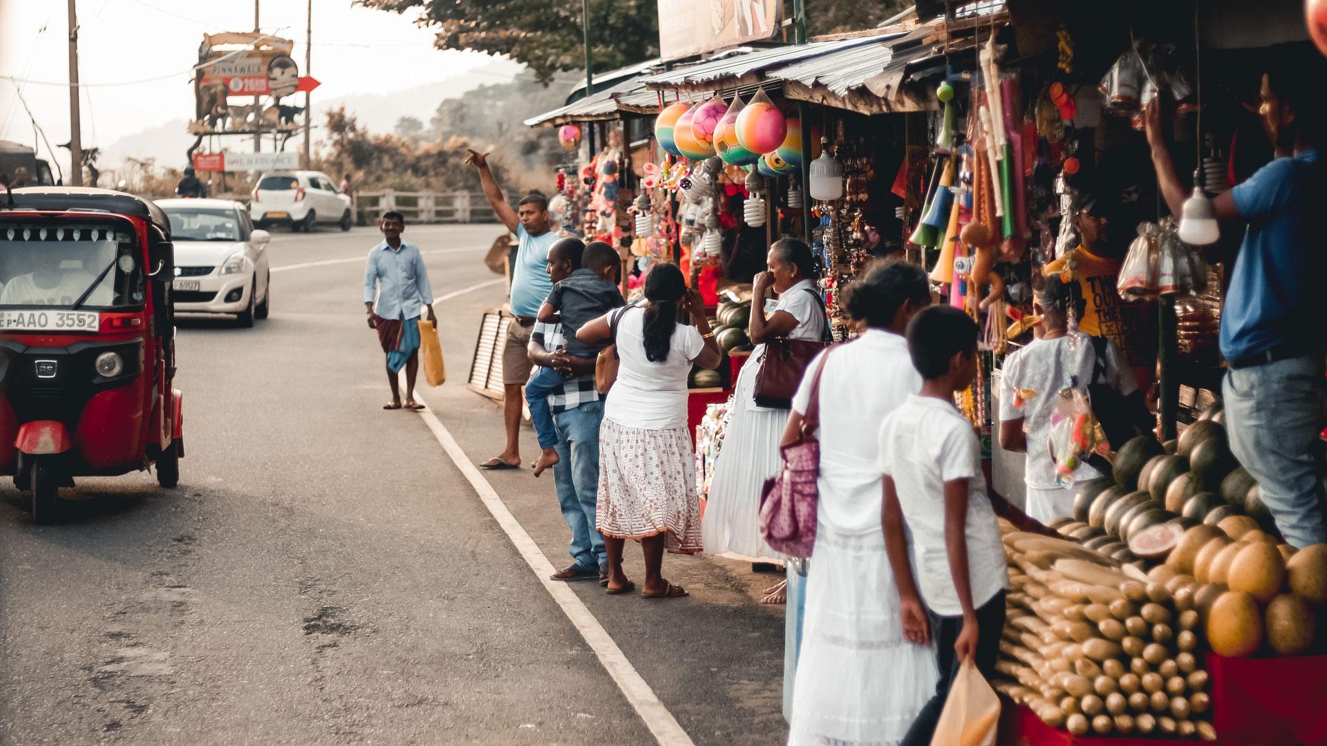 Von den mehr als 21 Millionen Bewohnern des Inselstaates Sri Lanka bekennen sich etwa zwei Millionen zum christlichen Glauben