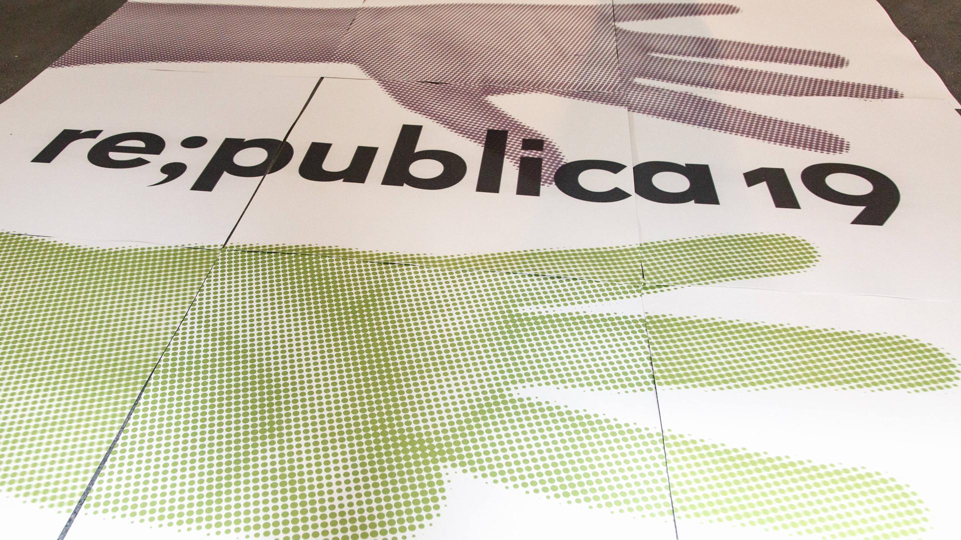 Die Republica widmet sich in diesem Jahr der Ausführlichkeit: Recherche statt Populismus, Debatte statt Fake-News
