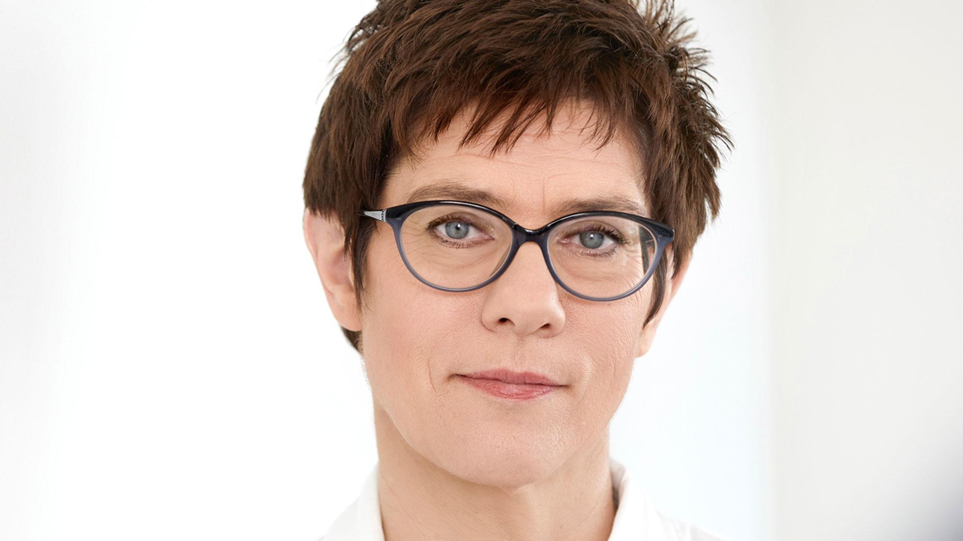Annegret Kramp-Karrenbauer steht in der Kritik. Doch was hat sie wirklich gefordert?