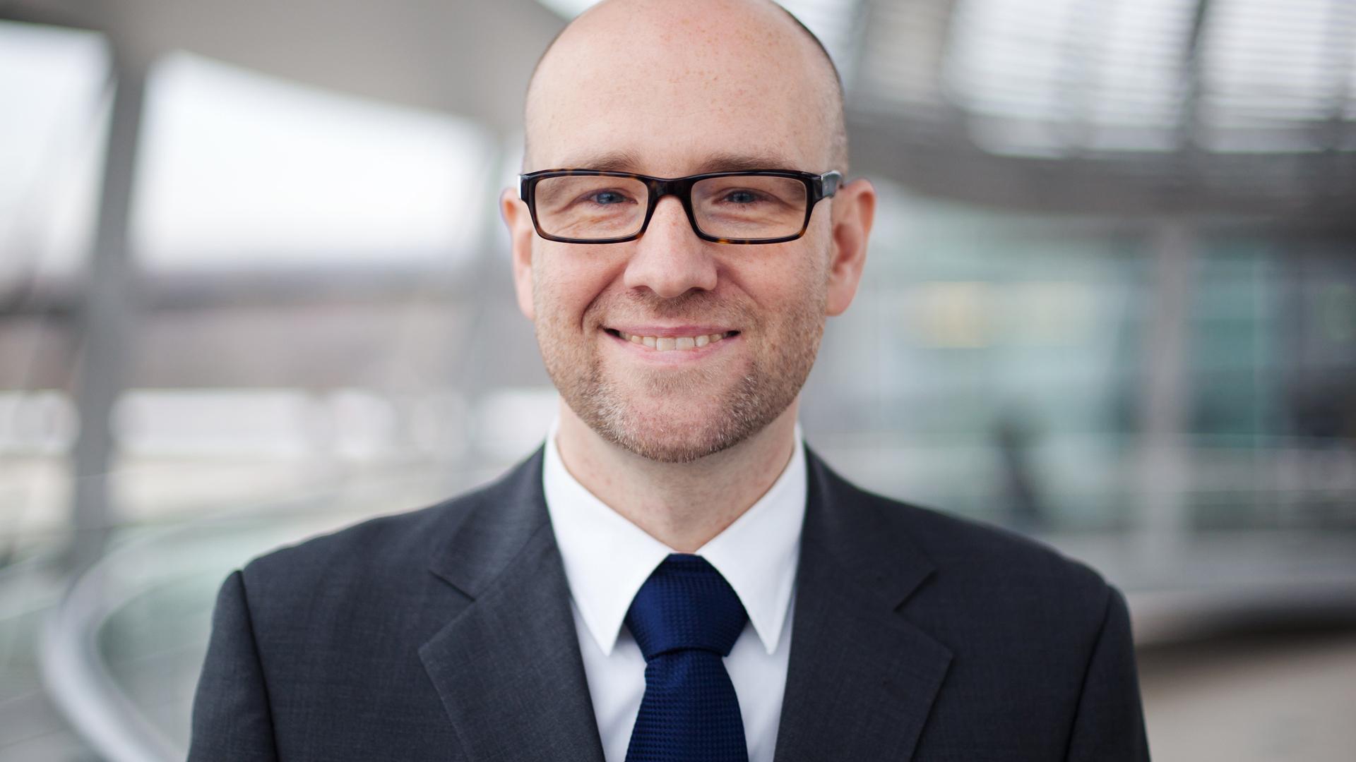 Der frühere CDU-Politiker Peter Tauber