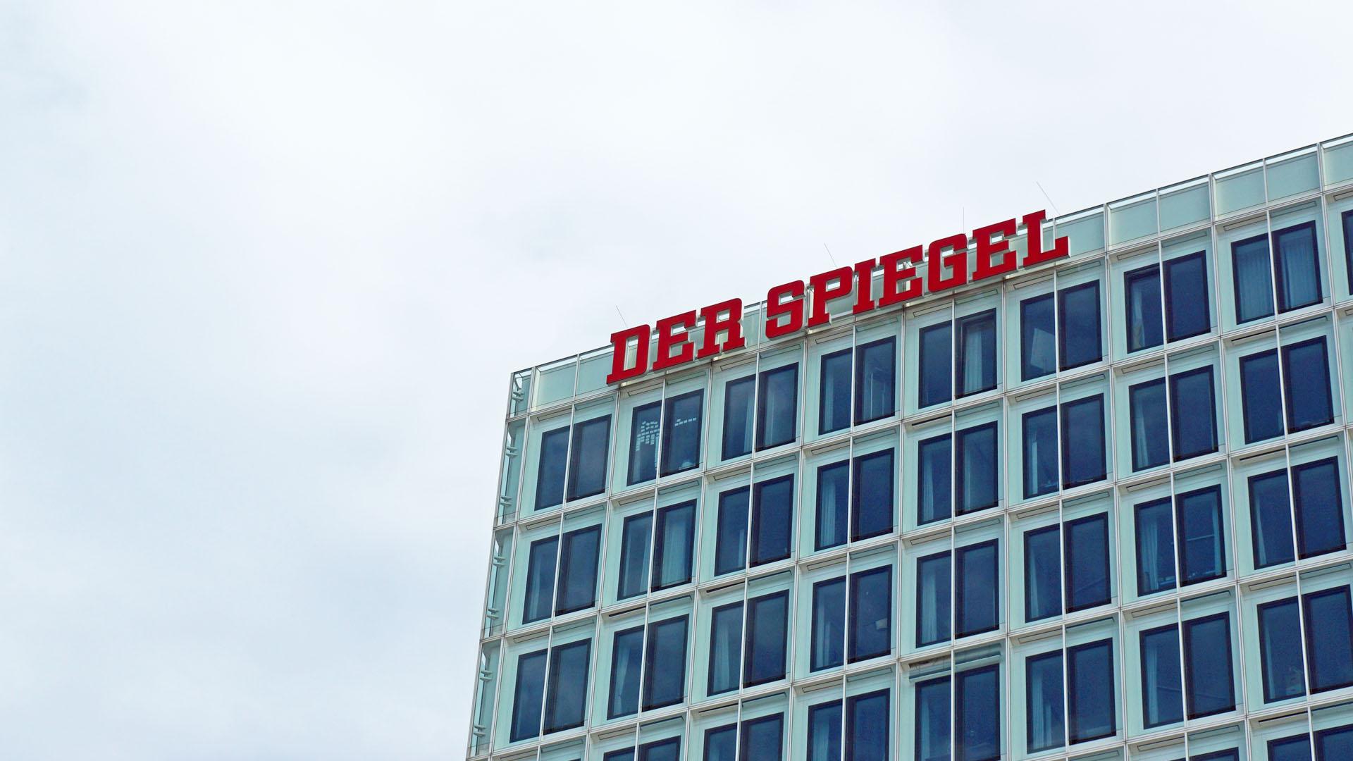"""Verlagsgebäude """"Der Spiegel"""""""