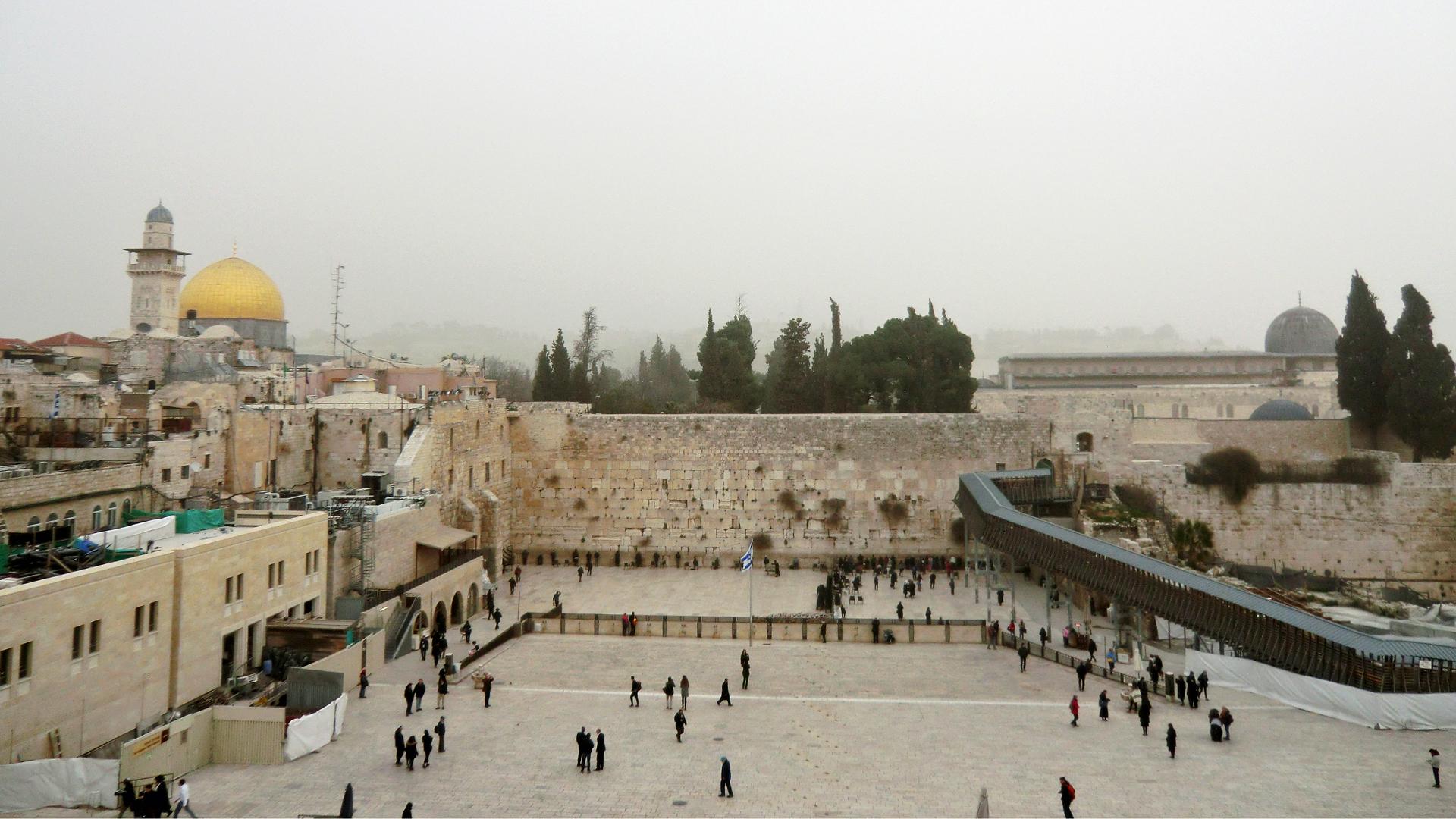 Stadt des Friedens? In Jerusalem treffen Judentum, Christentum und Islam in besonderer Weise aufeinander