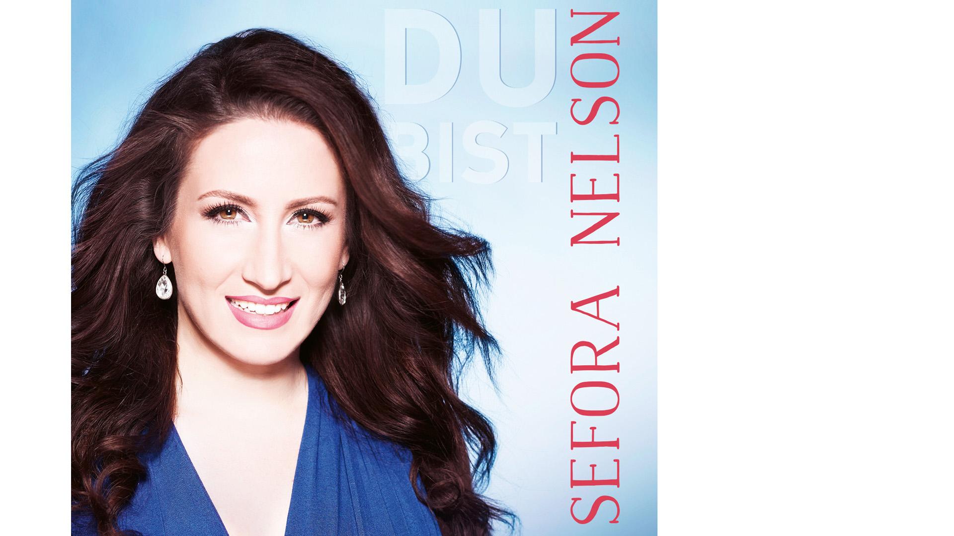 """Sefora Nelsons Album """"Du bist"""" erschien am 23. August"""