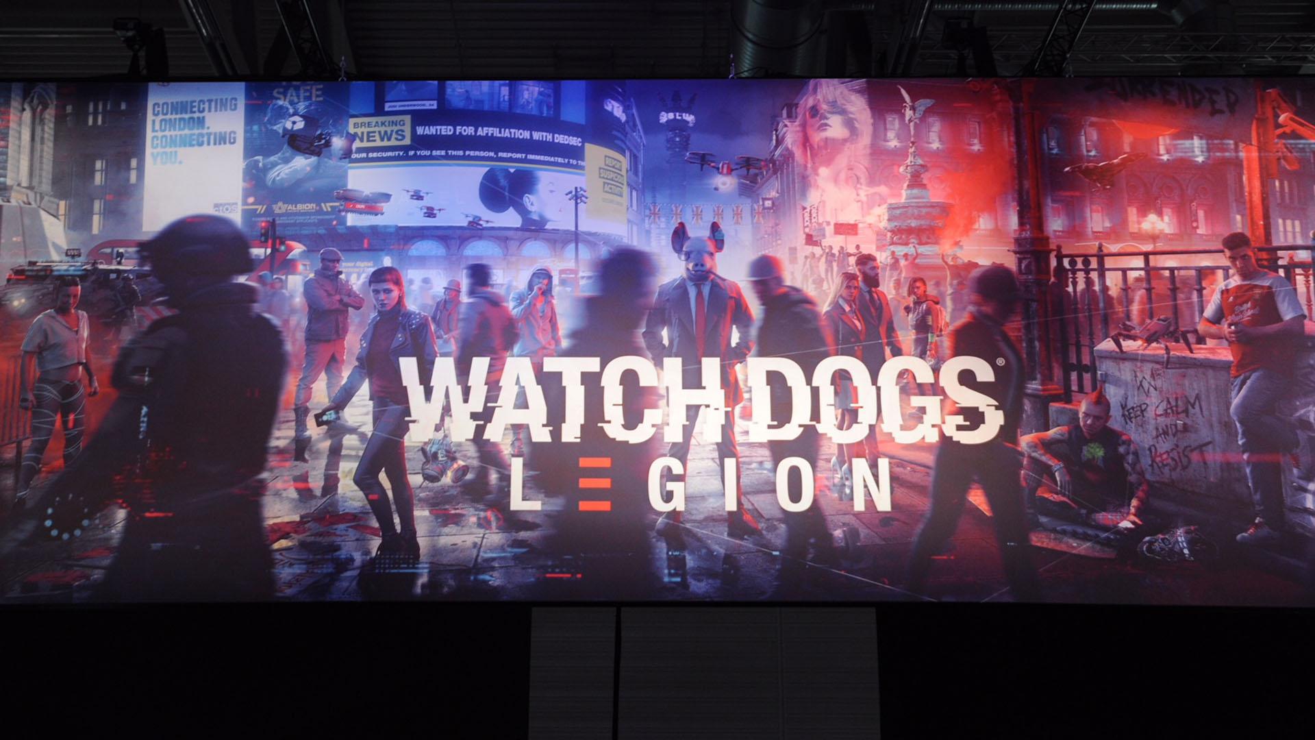 """Neues Spiel zeigt eine dystopische Zukunft: """"Watchdogs – Legion"""""""