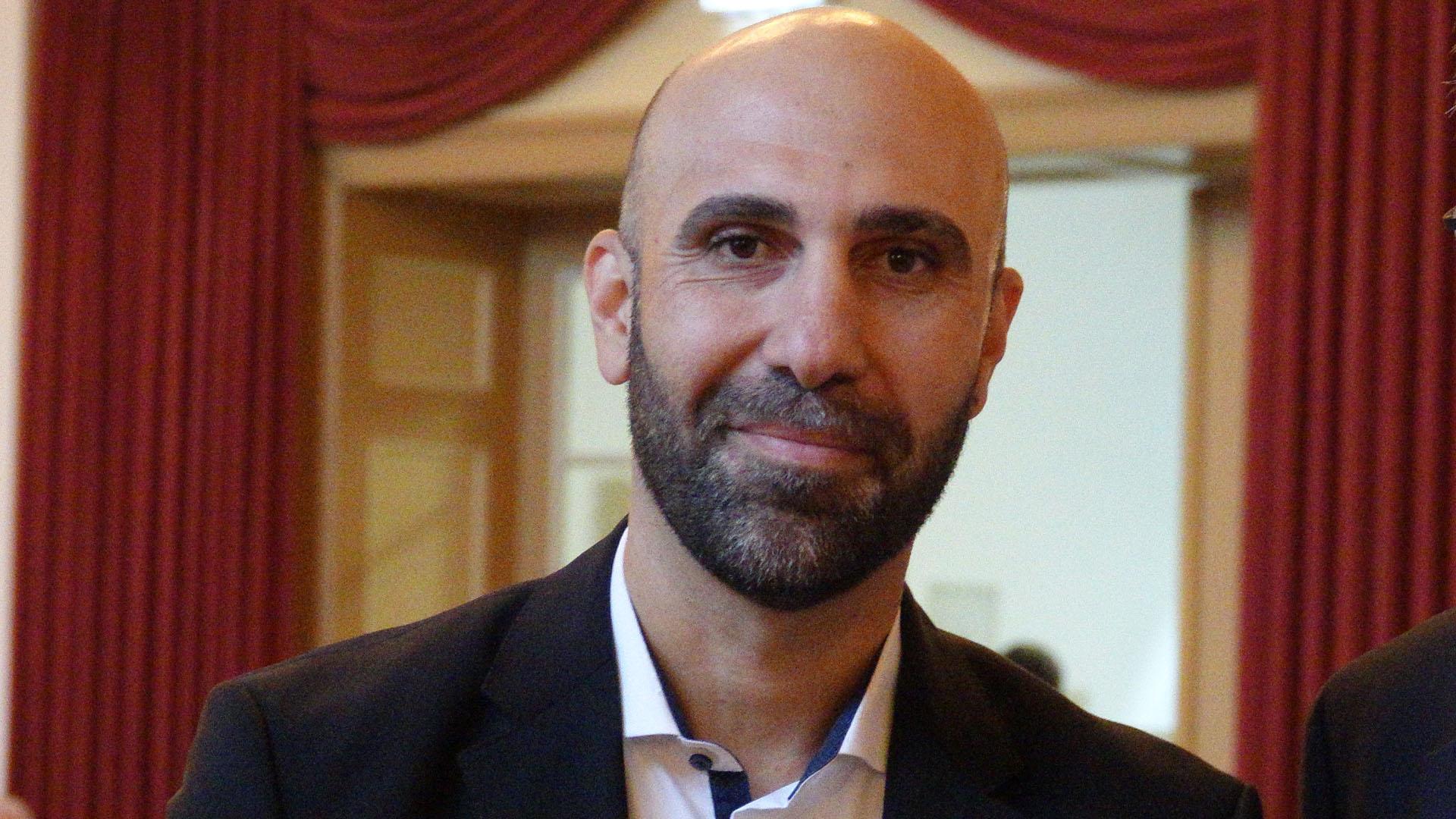 Bei öffentlichen Auftritten erhält Ahmad Mansour immer wieder Personenschutz