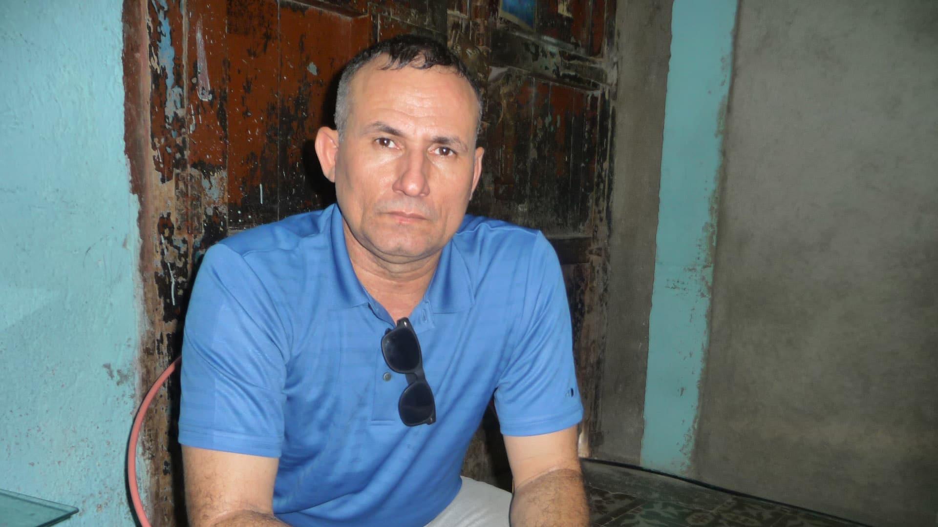 José Daniel Ferrer, ein führender Oppositioneller