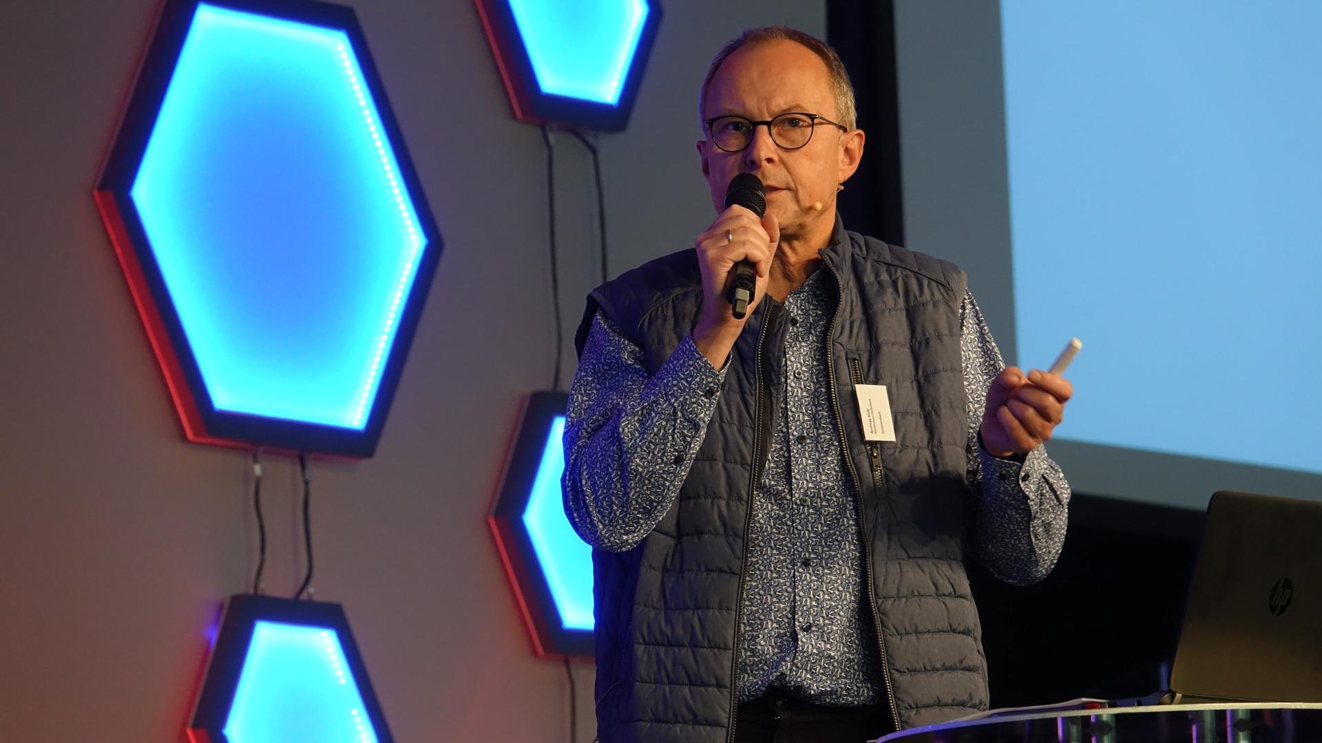 Andreas Klotz, Generalsekretär des Bibellesebundes