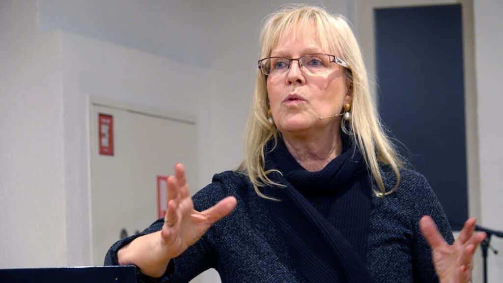 Susanne Schröter fordert, dass der Staat den politischen Islam nicht weiter fördern solle