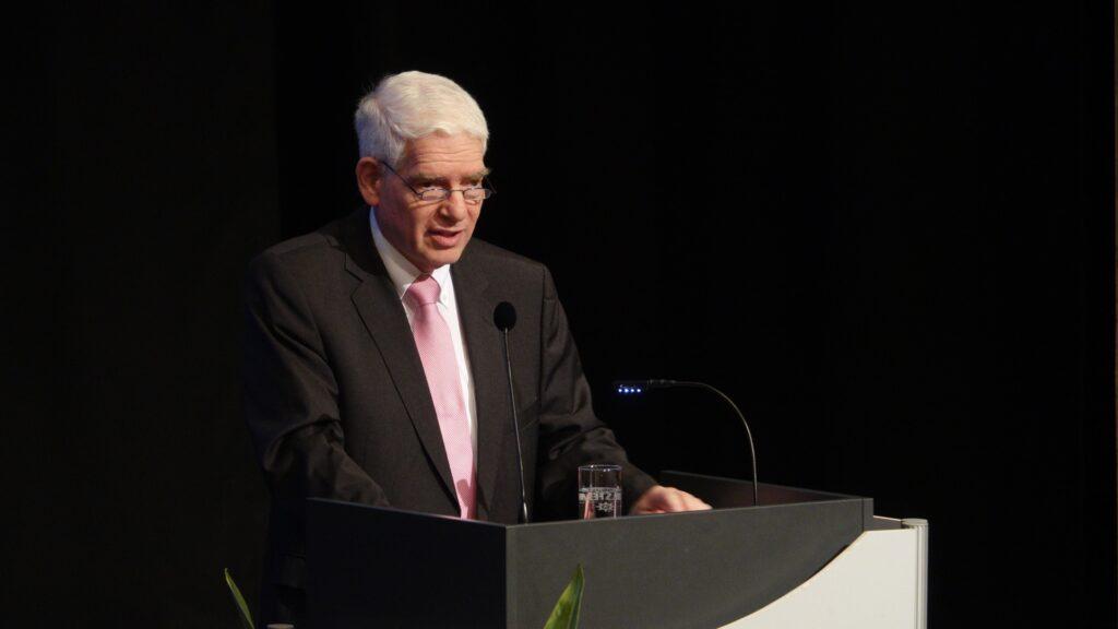 Der Arzt Josef Schuster ist seit 2014 Vorsitzender des Zentralrats der Juden