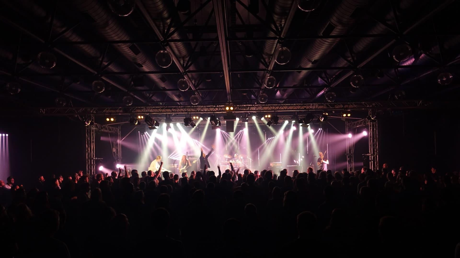 17 Bands spielten bei der CRN vor rund 1.000 Zuhörern
