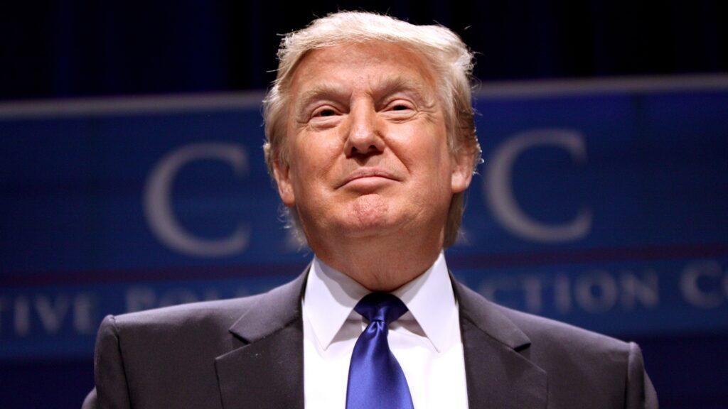 Führt die Tradition konservativer Amtsvorgänger fort und macht sich für die Betonung der Heiligkeit des Lebens stark: US-Präsident Donald Trump