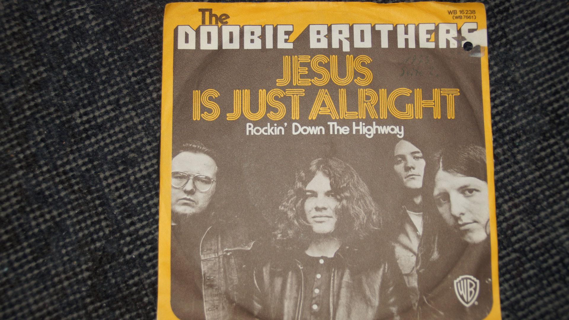 Diverse Bands haben die Person Jesus auf unterschiedliche Weise auf ihren Covern thematisiert