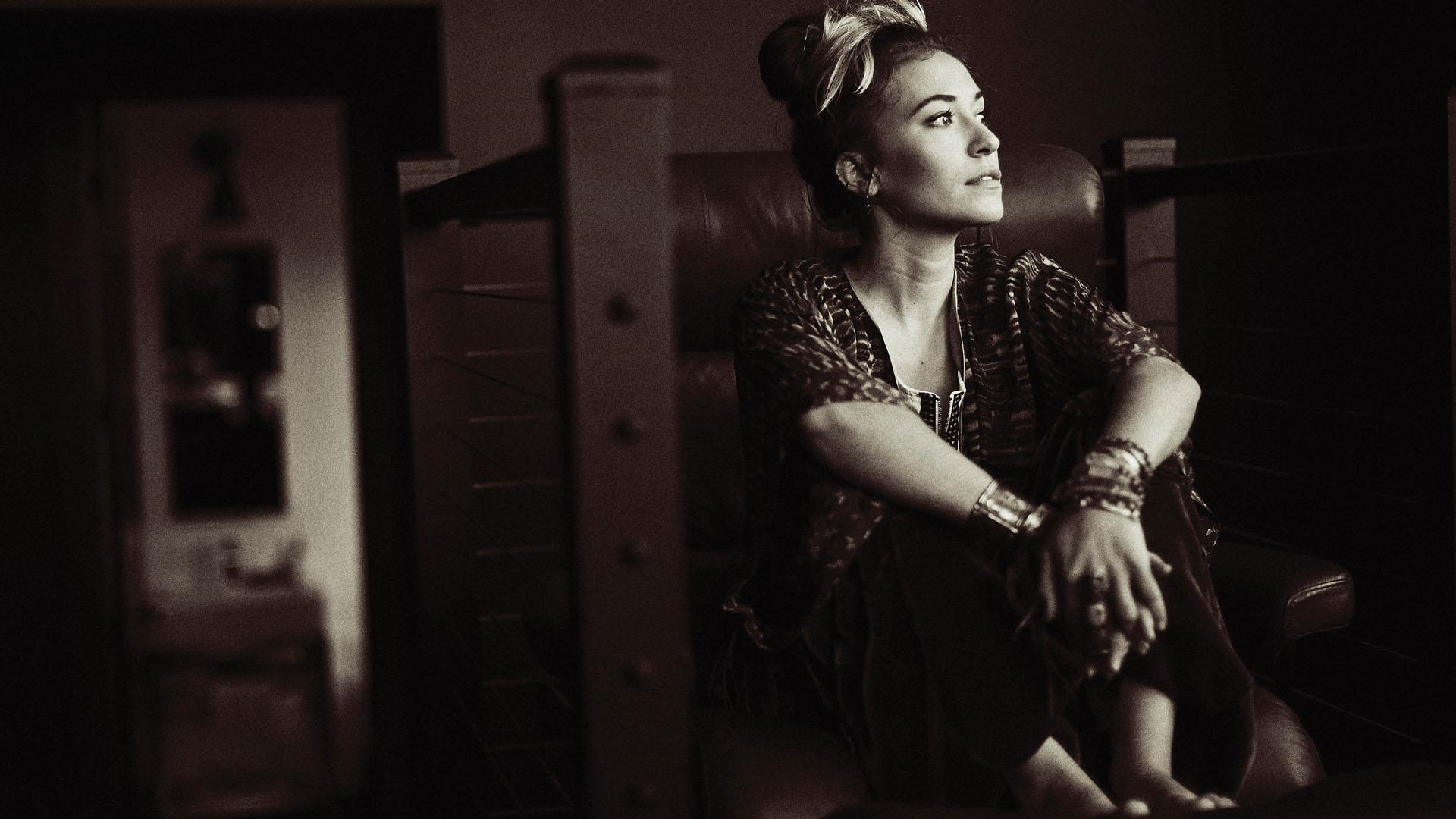 Die Sängerin möchte mit ihrer Musik Hoffnung verbreiten