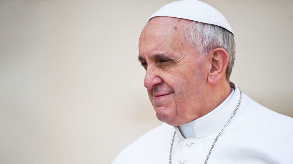Papst Franziskus hat Gott um Beistand in der Coronakrise gebeten