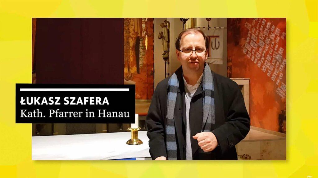 Die Frankfurter Allgemeine Zeitung besuchte für ein Video einen Pfarrer im hessischen Hanau, um nach dem Glaubensleben in einer Zeit von Versammlungsverboten zu fragen
