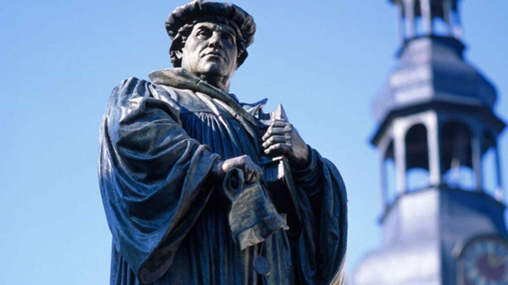 Der Reformator Martin Luther hat die Auswirkungen der Pest in seinem eigenen Umfeld erfahren