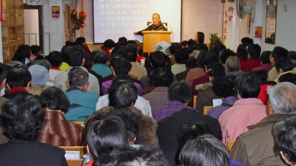 In Zeiten der Coronakrise konnten sich chinesische Christen (Archivfoto) nicht in ihren Hauskirchen treffen. Um das Evangelium trotzdem zu verbreiten, waren sie erfinderisch.