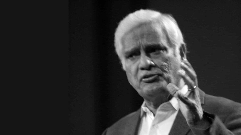 Der christliche Autor und Redner Ravi Zacharias starb am 19. Mai im Alter von 74 Jahren