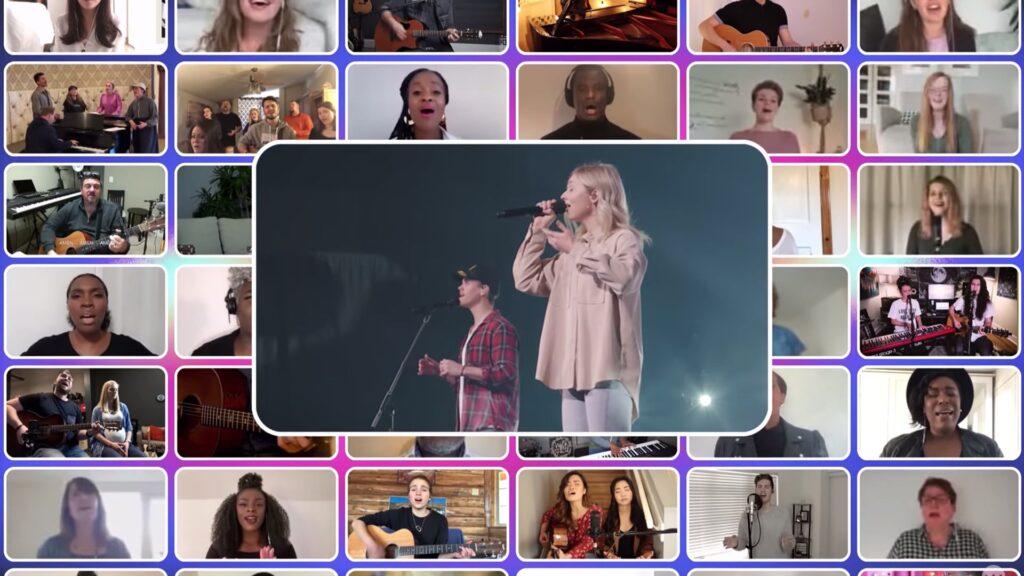 """Der Song """"The Blessing"""" wurde schon mehrere Millionen Mal auf YouTube aufgerufen"""