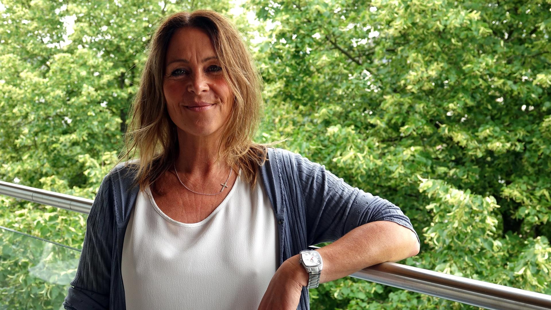 Annette Friese ist heute Literaturagentin des adeo-Verlages