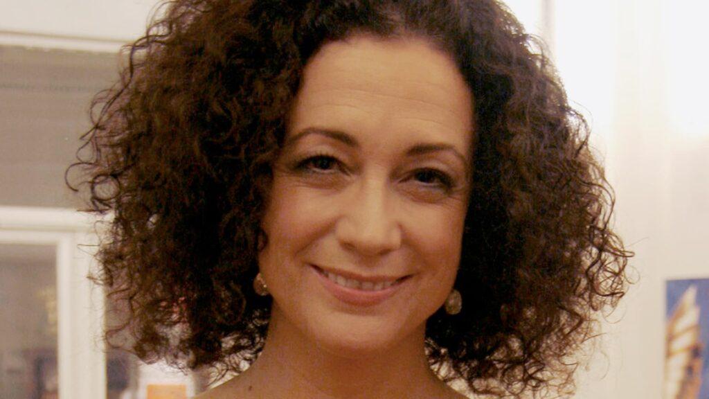 Schauspielerin Barbara Wussow unterstützt eine Spendenaktion für den Hamburger Michel