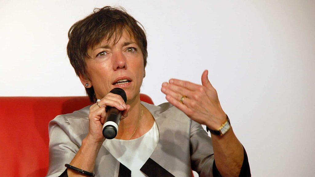 """Die Theologin und ehemalige EDK-Ratsvorsitzende Margot Käßmann war beim Bild-Talk """"Jetzt reden vier"""" zu Gast (Archivbild)"""