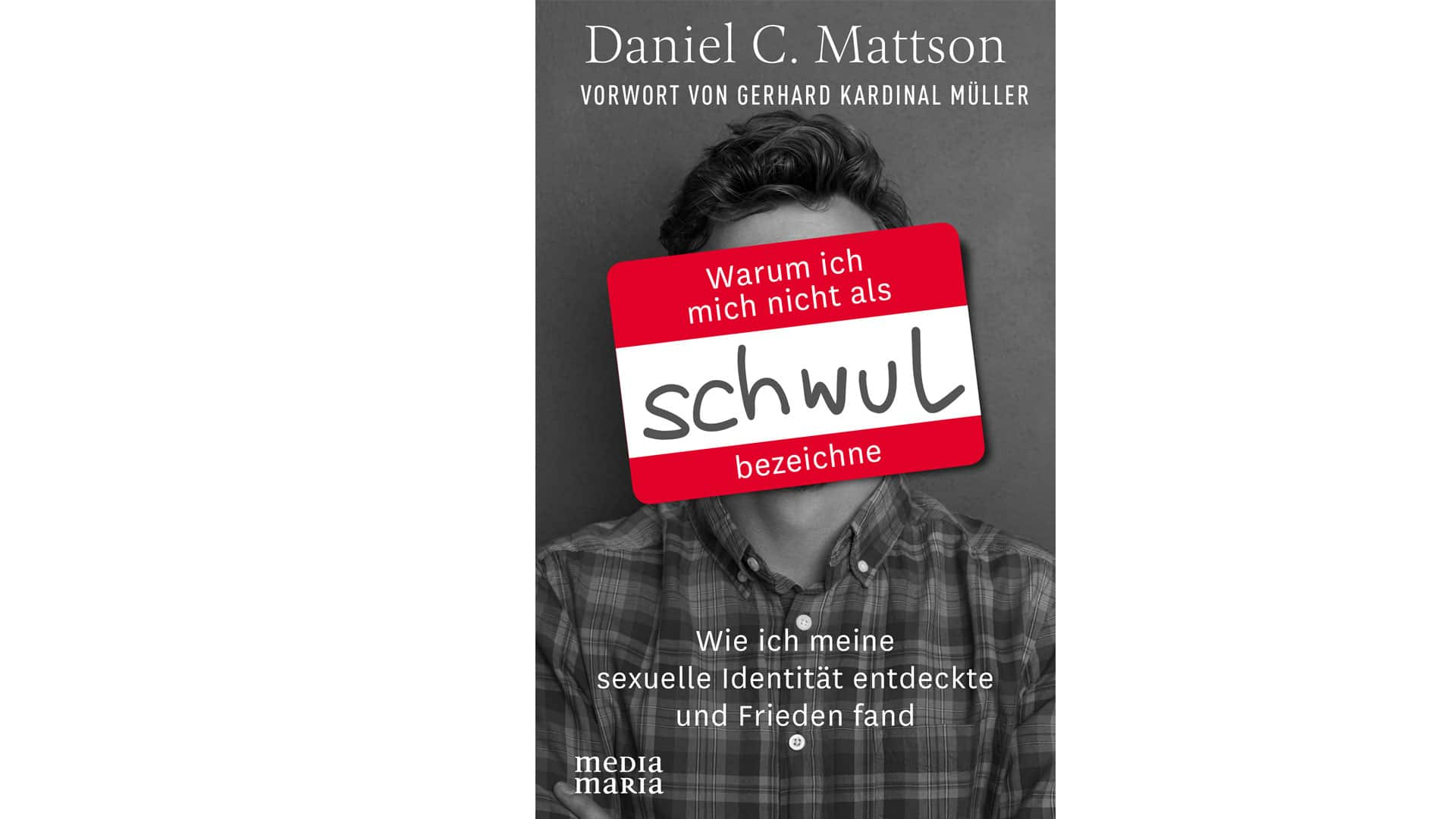 Das Buch ist im Media Maria-Verlag erschienen.