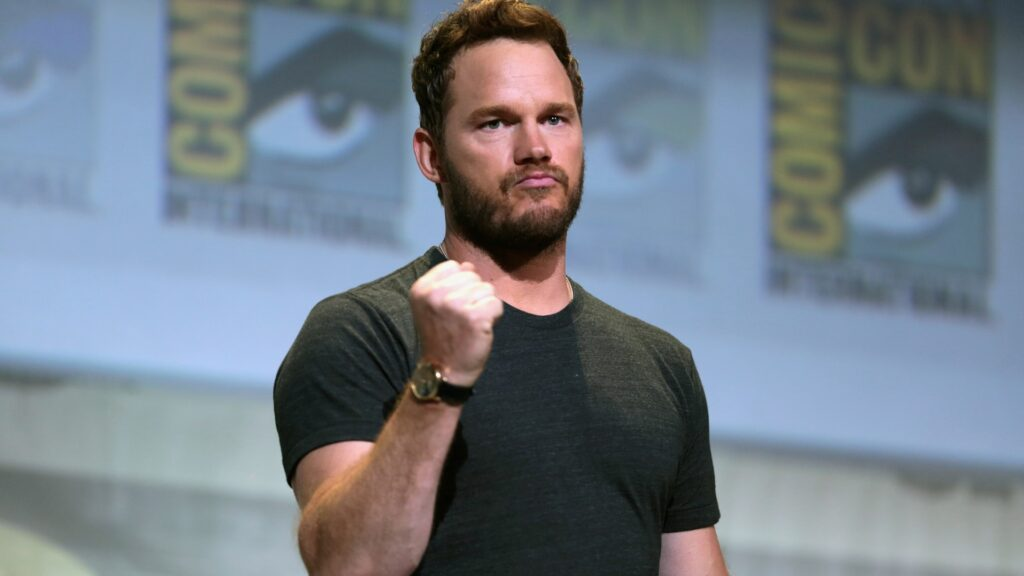 """Chris Pratt spielte zum Beispiel in """"Jurassic World"""" mit"""
