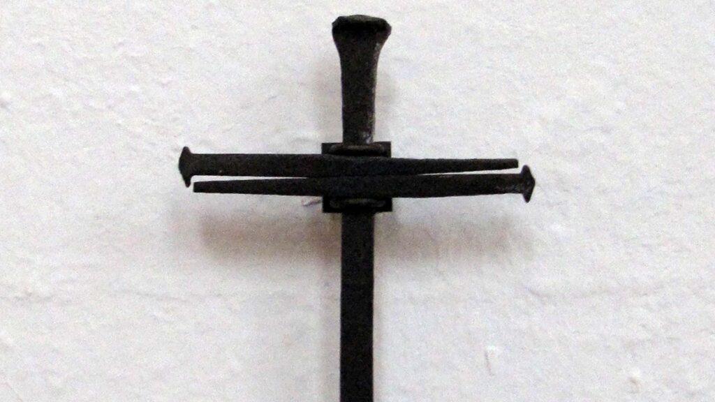Das Nagelkreuz von Coventry ist bis heute ein starkes Symbol für Frieden und Verständigung