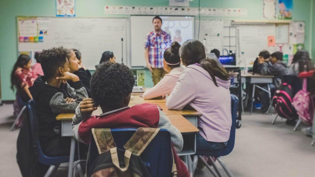 Auch deutsche Lehrer sehen in ihren Schulen (Symbolbild) eine Tendenz zum Islamismus