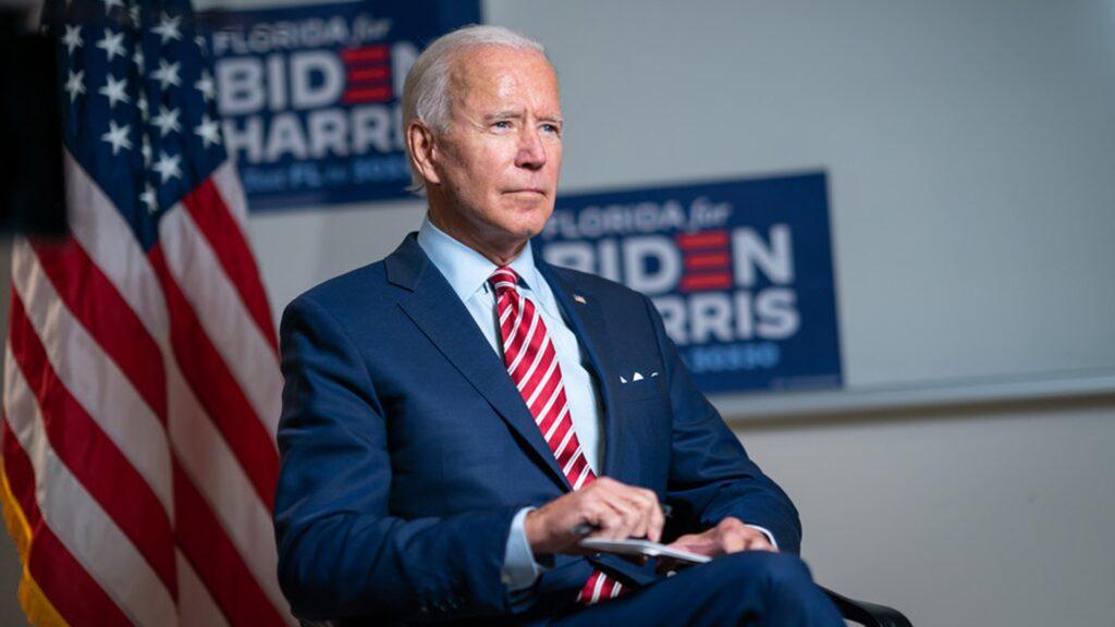 Joe Biden wird am 20. Januar 2021 als 46. US-Präsident vereidigt