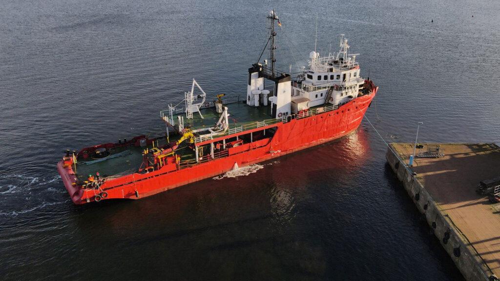 Soll weitere Flüchtlinge vor dem Ertrinken retten: das Rettungsschiff Sea-Eye 4