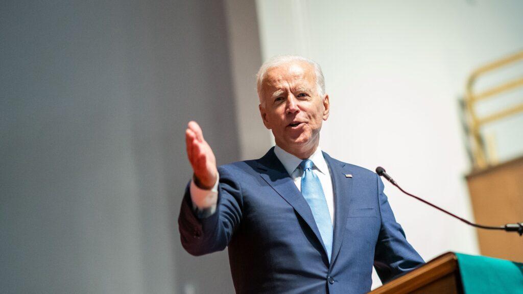 Der Katholik Joe Biden im Januar voraussichtlich die US-Präsidentschaft antreten
