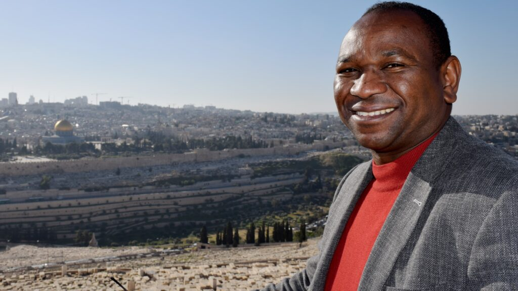 """Der Theologe Yassir Eric, selbst Konvertit, ist der Vorsitzende des neuen Netzwerks """"Communio Messianica"""""""