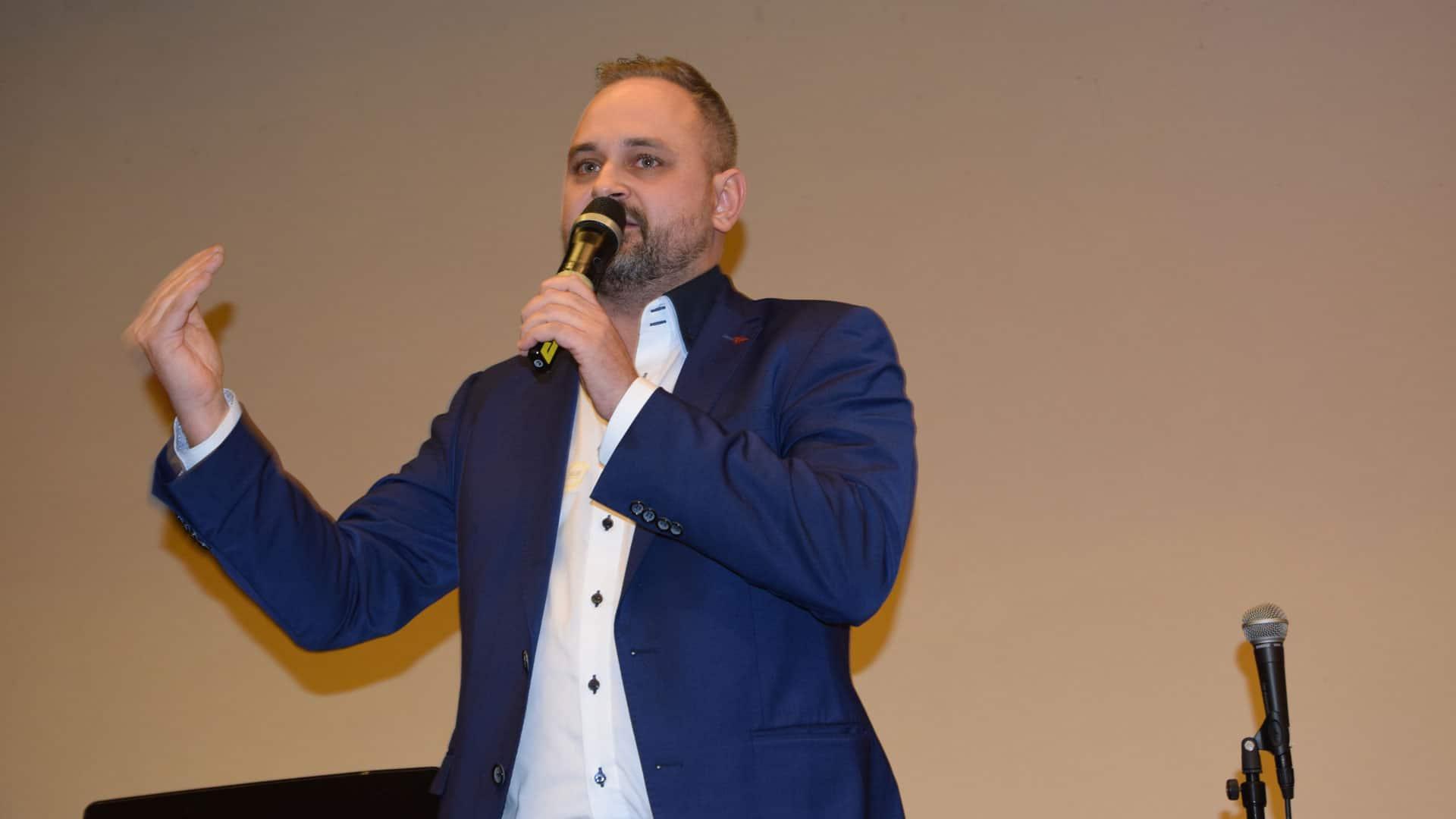 Tobias Essinger führt die Produktionsfirma E-Productions. Er arbeitete bereits für das ZDF und den SWR. (Archivbild)