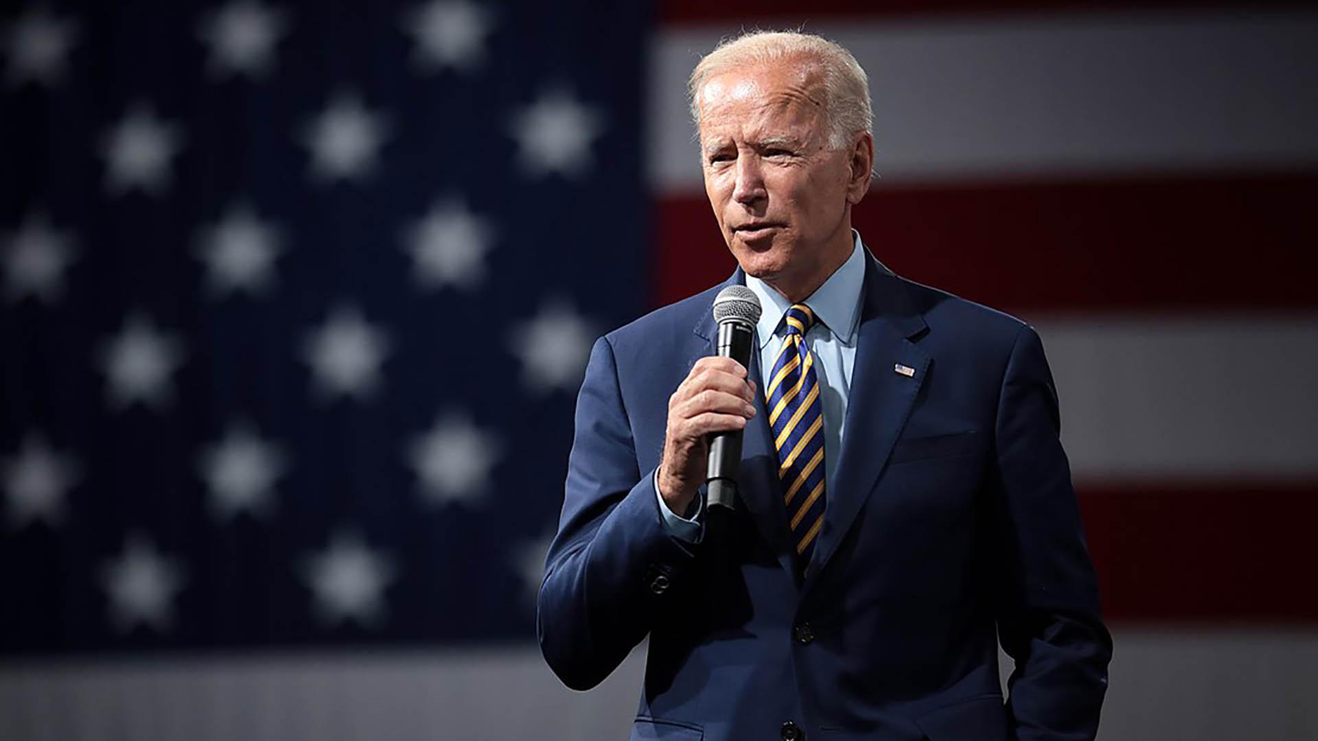 Joe Biden, US Präsident
