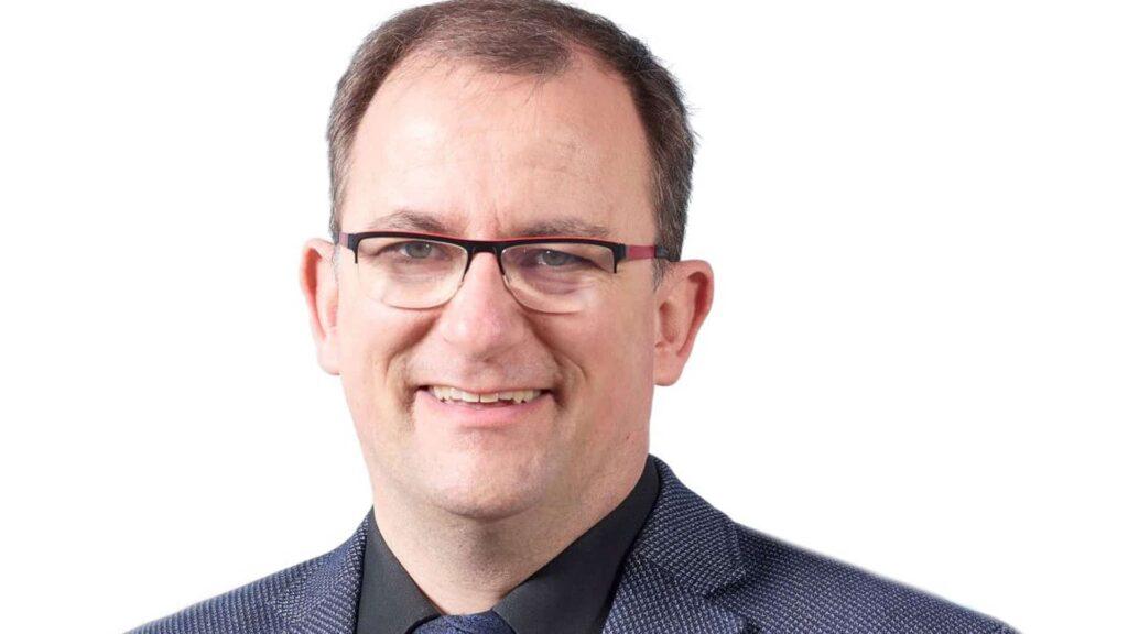 Steffen Kern tritt am 1. September das Amt des Präses des Gnadauer Gemeinschaftsverbandes an