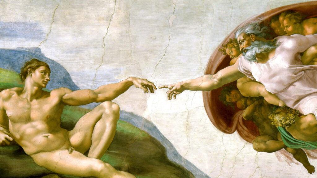 In christlichen Bekenntnisschulen darf die Schöpfungslehre Thema im Unterricht sein