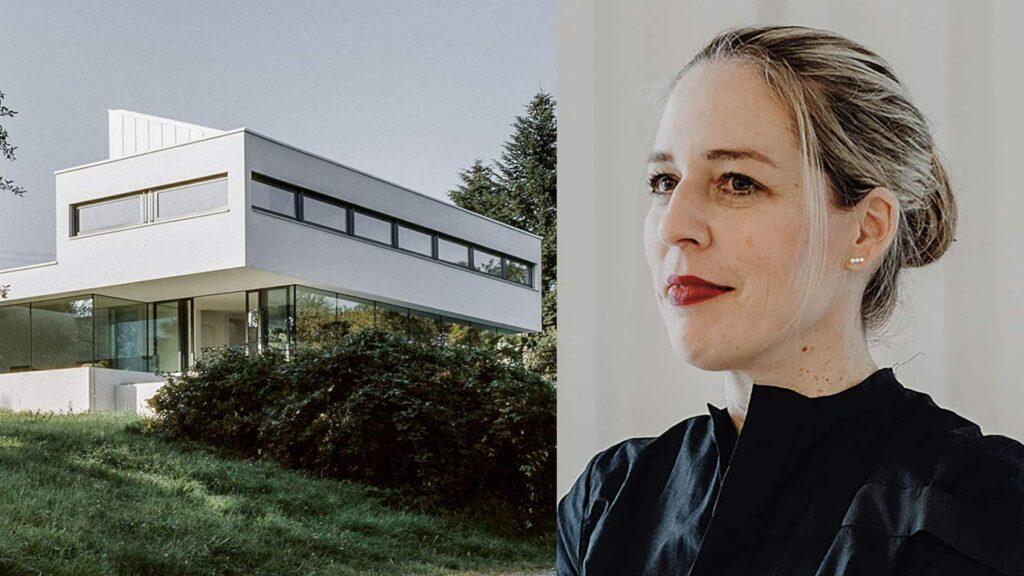 """Anna Philipp leitet gemeinsam mit ihrem Bruder das Büro Philipp Architekten. Für die gläubige Christin ist klar: """"Schönheit ist eben nicht egal. Gottes DNA ist Schönheit."""""""