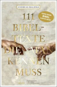 """Cover """"111 Bibeltexte, die man kennen muss"""""""